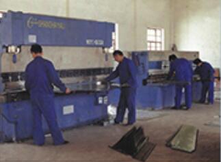 绍兴涂装废气处理设备