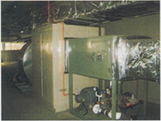 昆山涂装废气处理设备